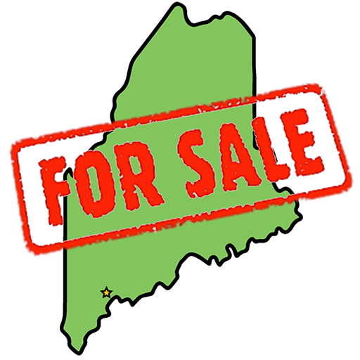 Maine For Sale